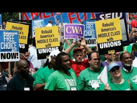 Twenty Myths About Unions