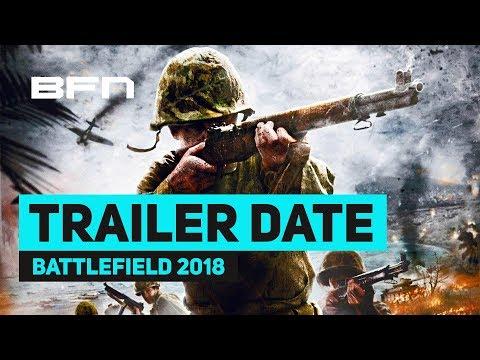 BATTLEFIELD 2018 REVEAL TRAILER - When Will We See It? Battlefield V 2018 Speculation