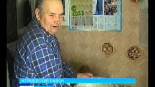 Пенсионер из Атяшевского района рассказывает рецепты долголетия и     хлебопечения