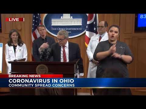 Coronavirus in Ohio Wednesday update: Gov. DeWine, ODH holding ...