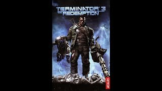 Terminator 3: The Redemption. GameCube. Walkthrough