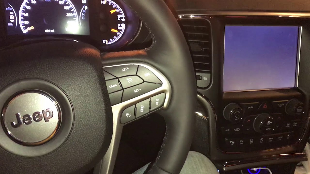 2018 Grand Cherokee And Uconnect Problems Jeepforum Com