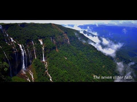Beautiful Cherrapunji (Cherrapunjee)