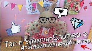 КИДАЕМ ВЫЗОВ БЛОГГЕРАМ // Тэг: я SylvanianБлоггер #тэгясильванианблоггер