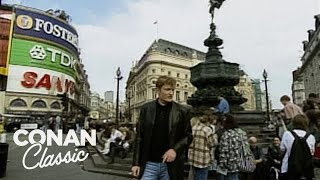 Conan Goes Sightseeing In London - Conan25: The Remotes