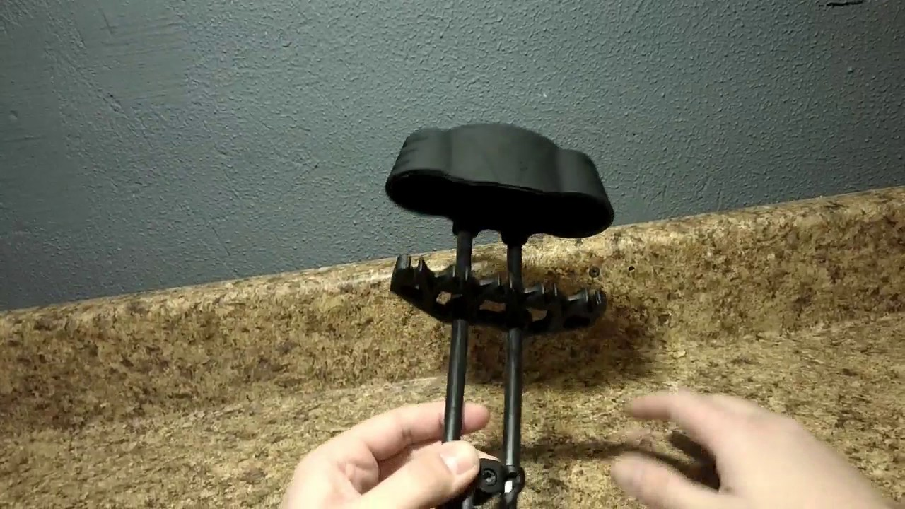 Trophy Ridge 5-Spot Bow Quiver Black