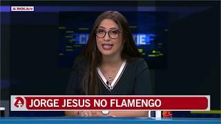 O Flamengo joga 3 vezes mais com Jesus do que com Abel   Chuta na Rede - Parte 2