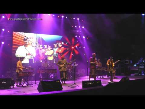 Gus Teja World Music, Unify, Live At Penang World Music Festival 2015