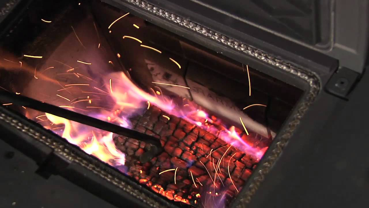 Harman 174 Wood Stoves Chapter 9 Building A Fire In Your