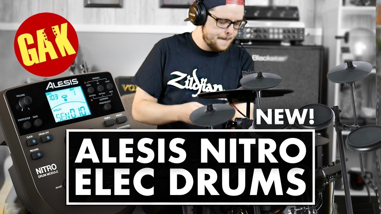 Alesis Nitro Mesh Kit Review: Read This Before You Buy