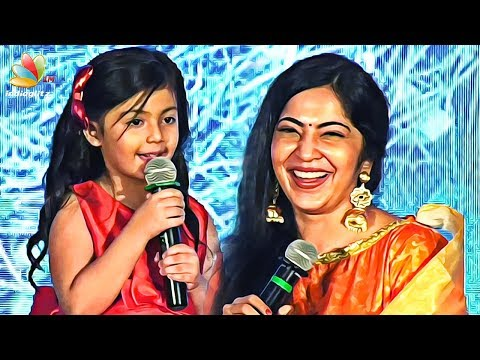 Karu Child Artist Veronika Cute Speech |...
