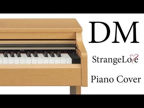 Depeche Mode Strangelove piano cover
