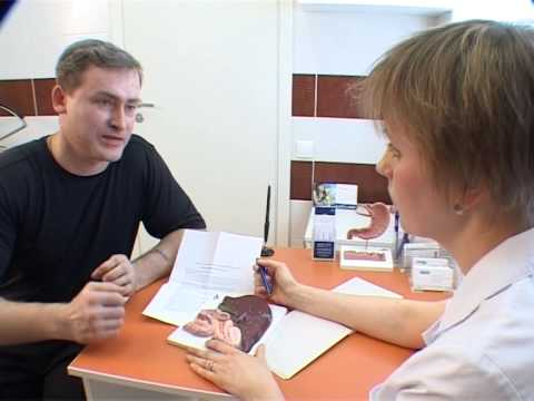Гепатит С. Здоровье печени