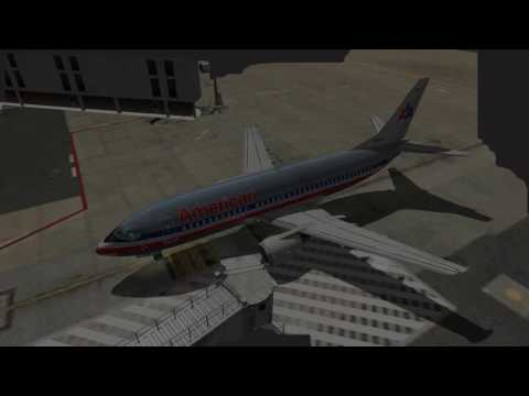 IXEG 737-300 Round-The-World Pt. 55 YSSY-NZCH