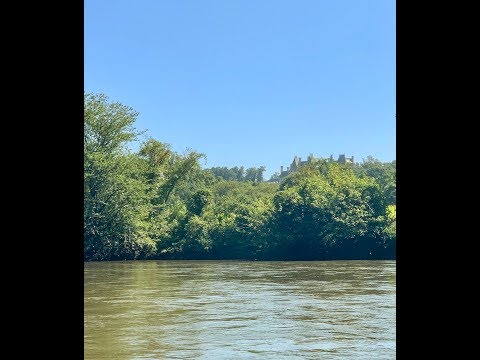 A Day On The French Broad River-Asheville NC