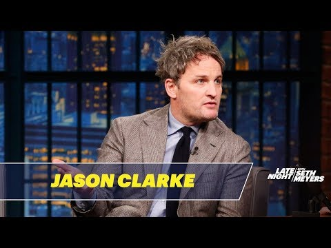 Jason Clarke Talks About the Political Relevance of Chappaquiddick