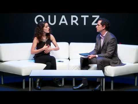 Daniela Perdomo on goTenna Mesh — Quartz's The Next Billion: San Francisco