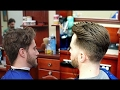 [ Hair Style for Men 2017 ] Haircut Tutorial: Classic Comb Over