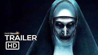 Video THE NUN Official Trailer (2018) Horror Movie HD download MP3, 3GP, MP4, WEBM, AVI, FLV Oktober 2018