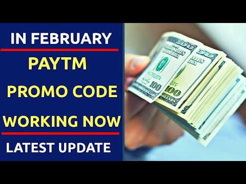 Paytm New Promo Code Working Now