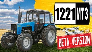 "[""???? ??? Farming Simulator 2019"", ""??????? ???? ????? 19"", ""??? 1221"", ""???? ?? 19"", ""??????? ??? ?? 19"", ""????? ??????? ???? ???????"", ""MTZ 1221 PACK BETA""]"