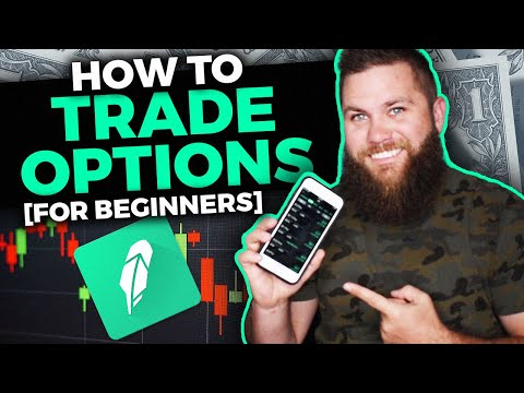 How To Trade Options on Robinhood for Beginners