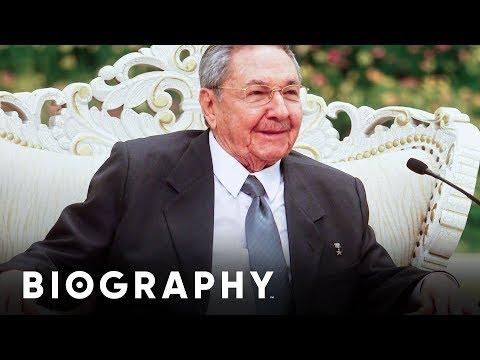 Raul Castro - 18th President of Cuba | Mini Bio | BIO