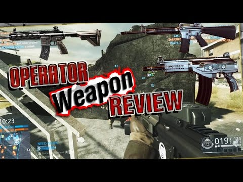 Battlefield Hardline - Operator Weapons Review thumbnail