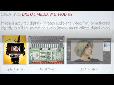 What is Digital Media?