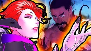 Top 10 Things We Know About Overwatch's Moira
