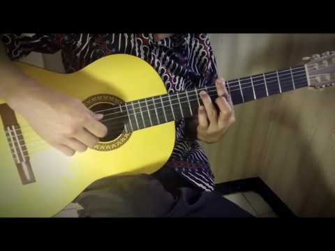 Tanah Airku - Ibu Sud (Lagu Wajib Nasional) | Fingerstyle Cover by Ilham Andika
