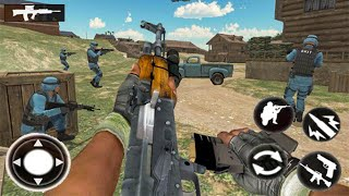 FPS Terrorist Encounter Shooting-Final Battle - Android GamePlay - FPS Shooting Games Android