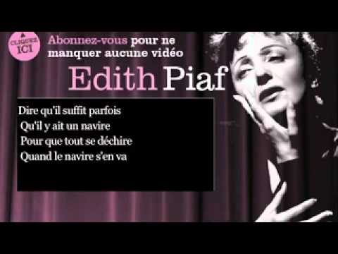Edith Piaf - Milord - Paroles ( lyrics )_low.mp4