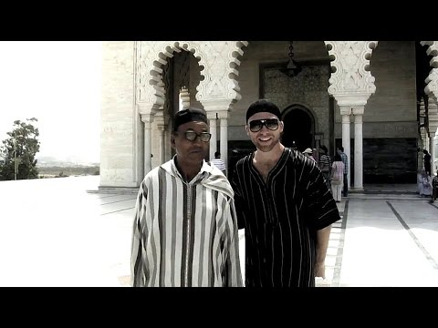 Mausoleum of Mohammed V- Rabat, Morocco, Davidsbeenhere.com
