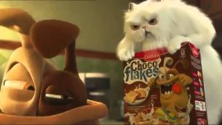 Benito Choco Flakes Gato 2 - Anuncio TV España