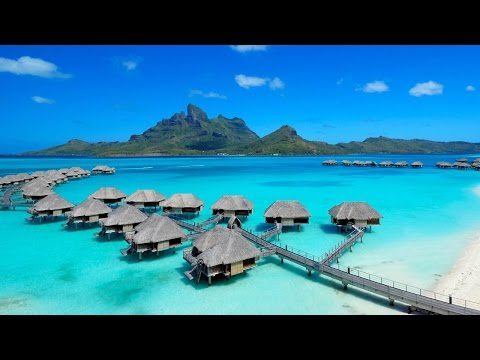 Bora Bora Resorts:  JUST DREAM Travelers' choice Best resorts in Bora Bora