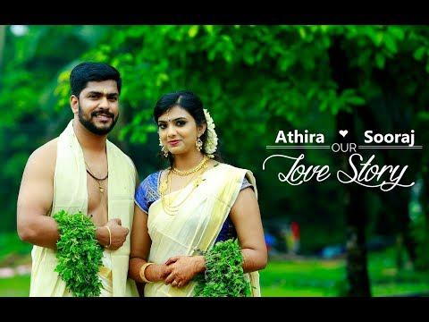 Athira + Sooraj - Wedding highlight -Monsoon Weddings