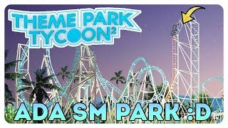 "Roblox Indonesia | ""Planet Coaster Versi Roblox"" 