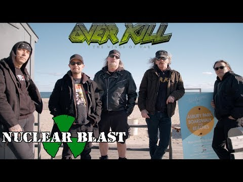 OVERKILL - 'The Wings Of War' is OUT NOW! (OFFICIAL TRAILER)