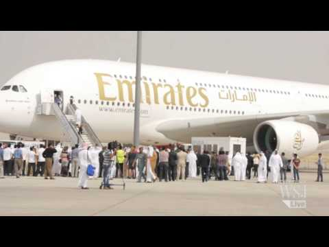 Dubai Airshow Kicks Off With Huge Boeing Order