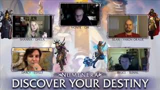 Journey into the Valley of Sins: Numenera 2 with Monte Cook