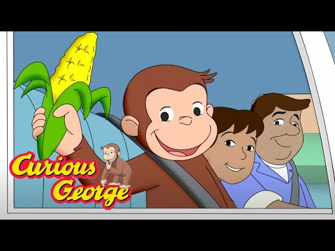 Curious George 🐵Tortilla Express 🐵Kids Cartoon🐵Kids Movies🐵Videos for Kids
