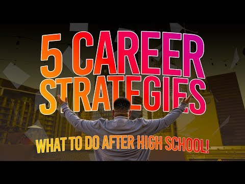 Five Tips to Be Successful After High School with No Degree