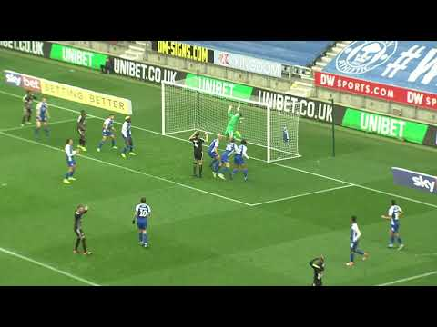 HIGHLIGHTS: WIGAN ATHLETIC 0 READING 0 - 24/11/2018