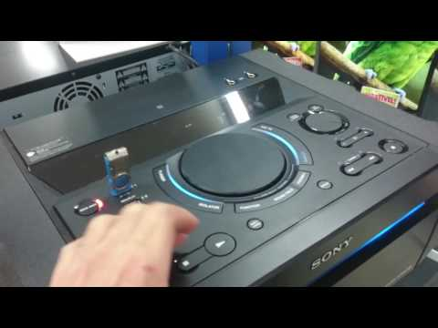 LG Cm9760 vs Sony X3D