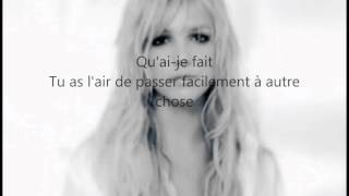 Everytime Britney Spears (traduction francaise)
