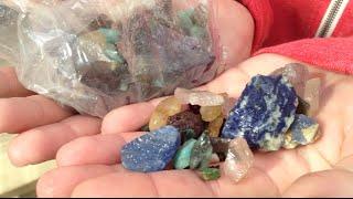 North Carolina Gold and Gem Prospecting Thermal City Gold Mine