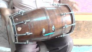 How to play dholak-lesson-15- Fast Kaharwa