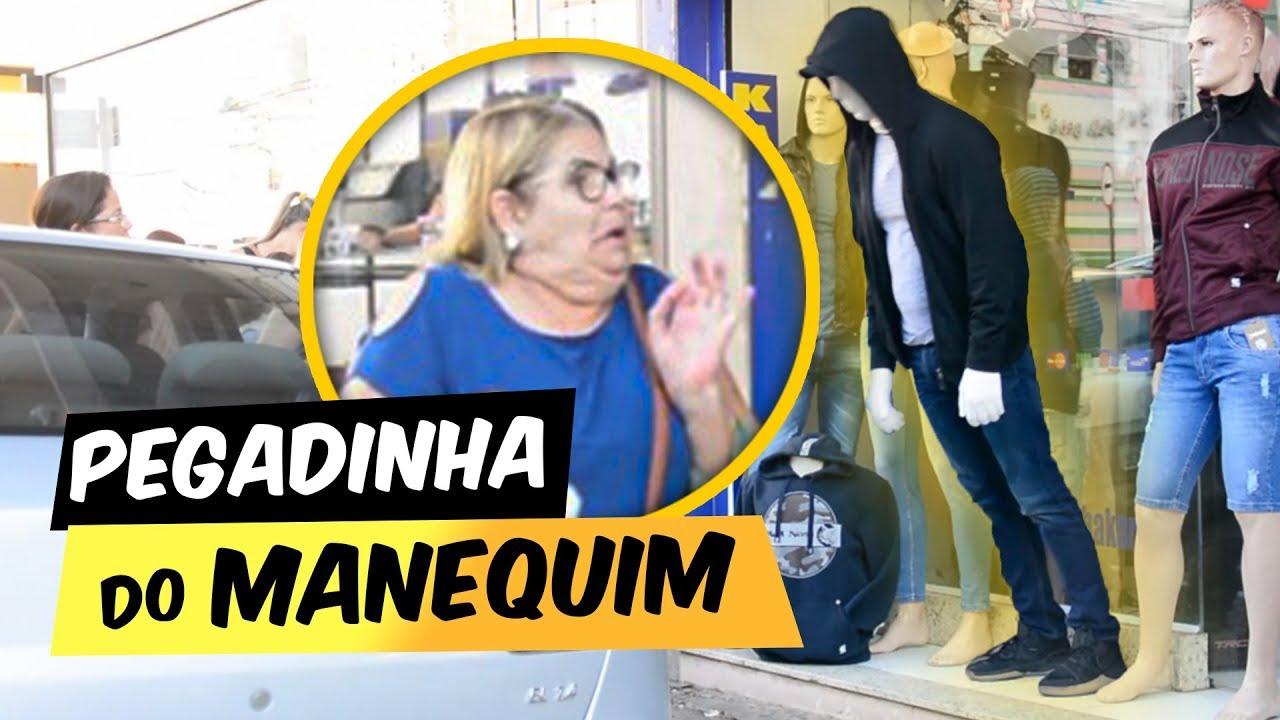 Pegadinha do Manequim - JONATHAN NEMER