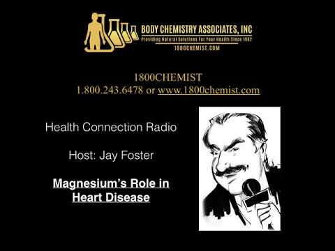 Magnesium's Role on Heart Disease